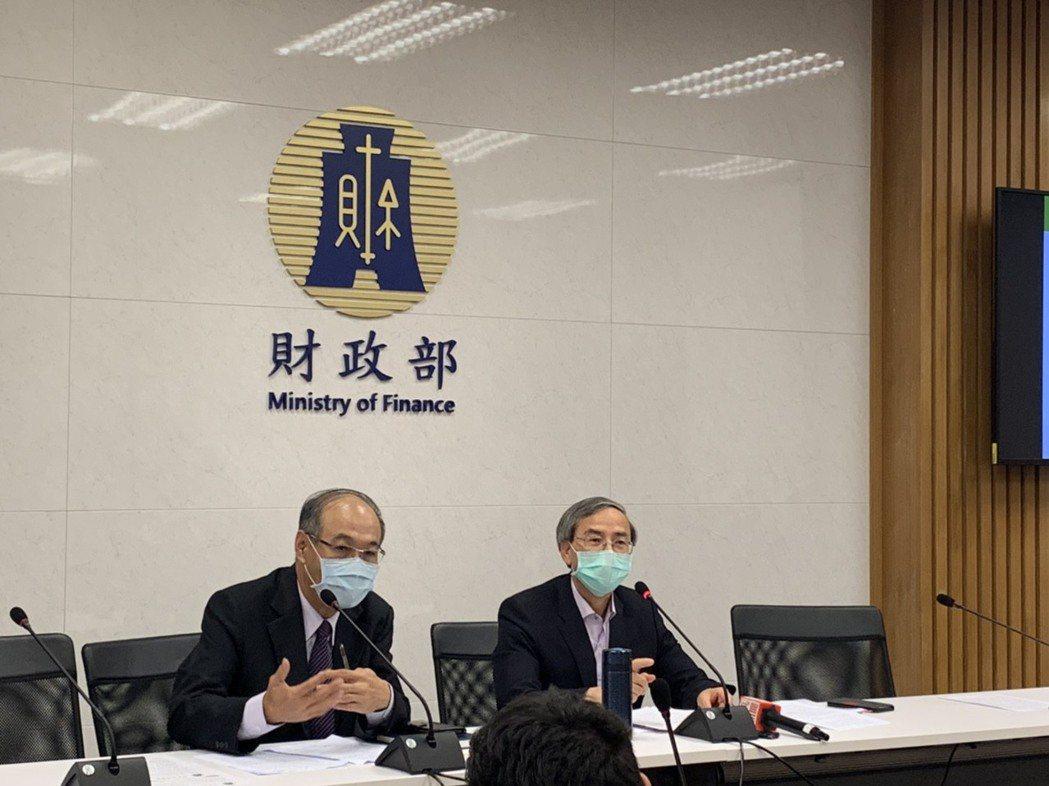 財政部公股事業挺「振興三倍券」,宣布億元加碼方案。財政部次長阮清華表示,以「台灣...