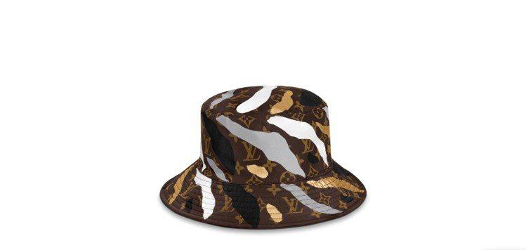 LV x LOL英雄聯盟漁夫帽,25,300元。圖/取自LV官網