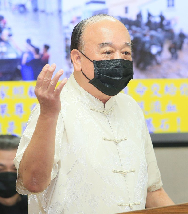 國民黨立委吳斯懷。本報資料照片