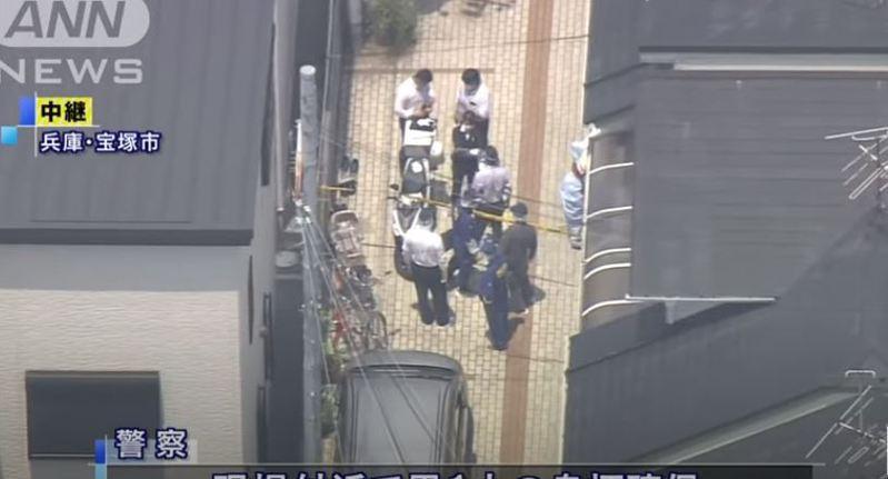 日本發生大學生用弓箭射殺家人事件。圖取自YouTube