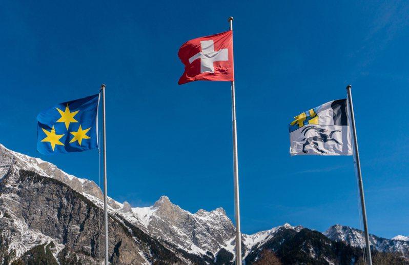 瑞士為世界上第一個永久中立國。 圖/Ingimage