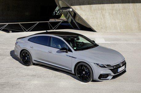 小改款Volkswagen Arteon預告月底現身 Shooting Brake獵跑版本確定推出!