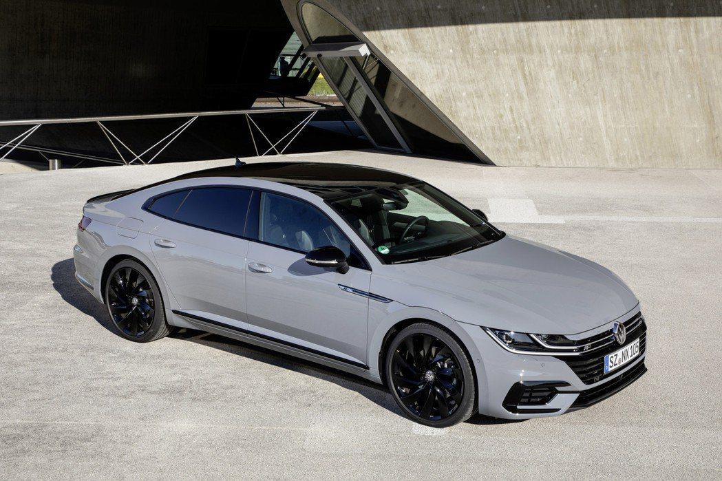 Volkswagen Arteon。 摘自Volkswagen