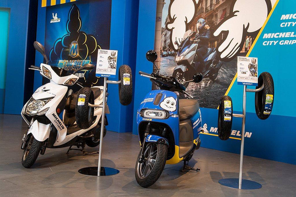 多年來獲得消費者良好口碑的City Grip速克達輪胎,新世代胎款配方除提升耐久...