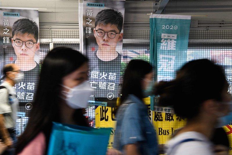 不少關於香港行政、司法權被「繞道」,若立法權也被北京強勢取回,「一國兩制」形同在法律意義上消滅。 圖/法新社