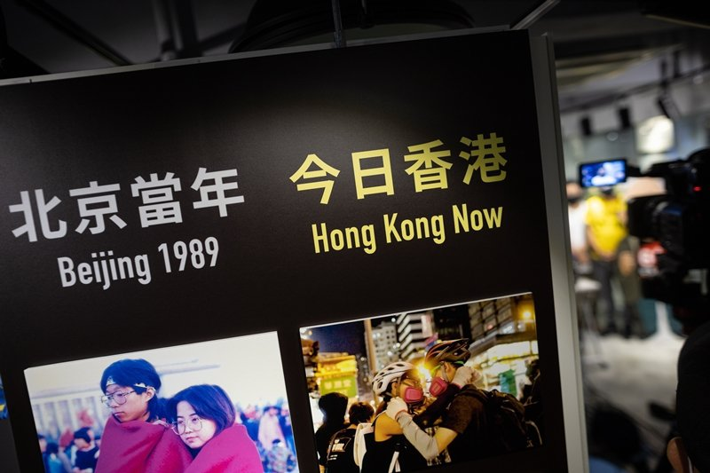 中國所謂的一國兩制,正是授權自《聯合聲明》,說它是香港基本法的「母法」也不為過。 圖/歐新社