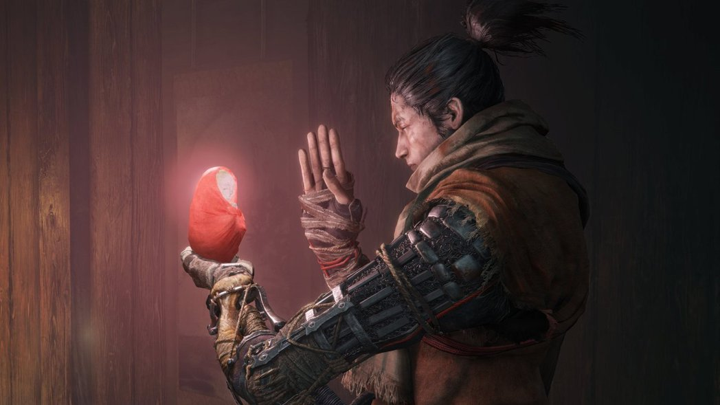 《隻狼》雖有復活系統,但對部分玩家而言並不夠... 圖:取自Twitter@se...