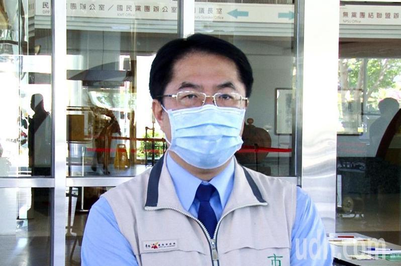 台南市長黃偉哲。聯合報系資料照/記者鄭維真攝影