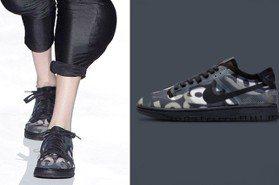 川久保玲話題聯名款 半透明Nike Dunk超限量登場!