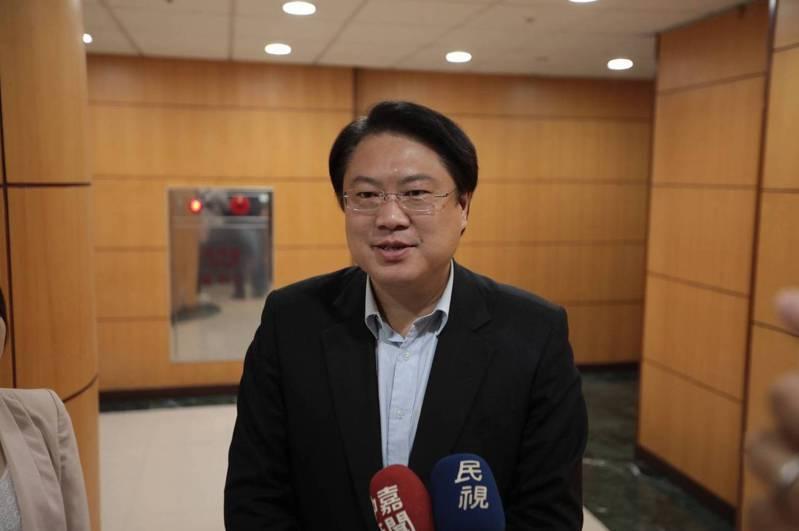 解放軍基地藏基市府,林右昌:太有針對性難獲台灣民心。記者游明煌/翻攝
