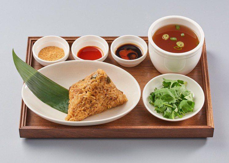 麻膳堂的麻辣粽。圖/麻膳堂提供