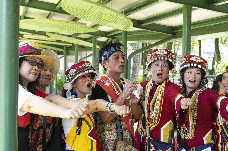在蘭陽平原生活超過1000年的噶瑪蘭族,18年前成功復名,但至今宜蘭沒有一個人取得噶瑪蘭族身分。 圖/潘玉峰提供