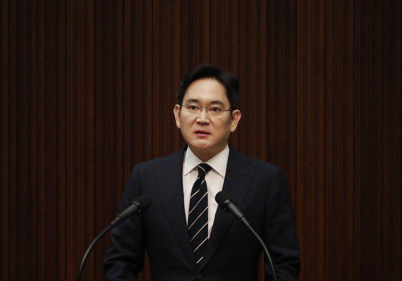 三星電子繼承人、副會長李在鎔為爭繼承權涉嫌造假。美聯社