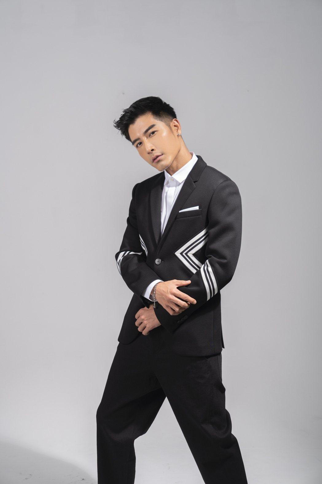 森田從網路模特成功轉戰電商平台。艾迪昇傳播提供