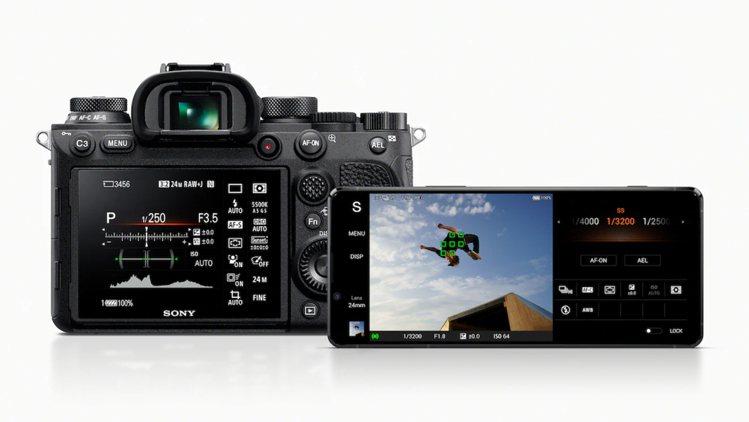 Xperia 1 II全新加入Photo Pro專業單眼相機模式,導入Sony ...
