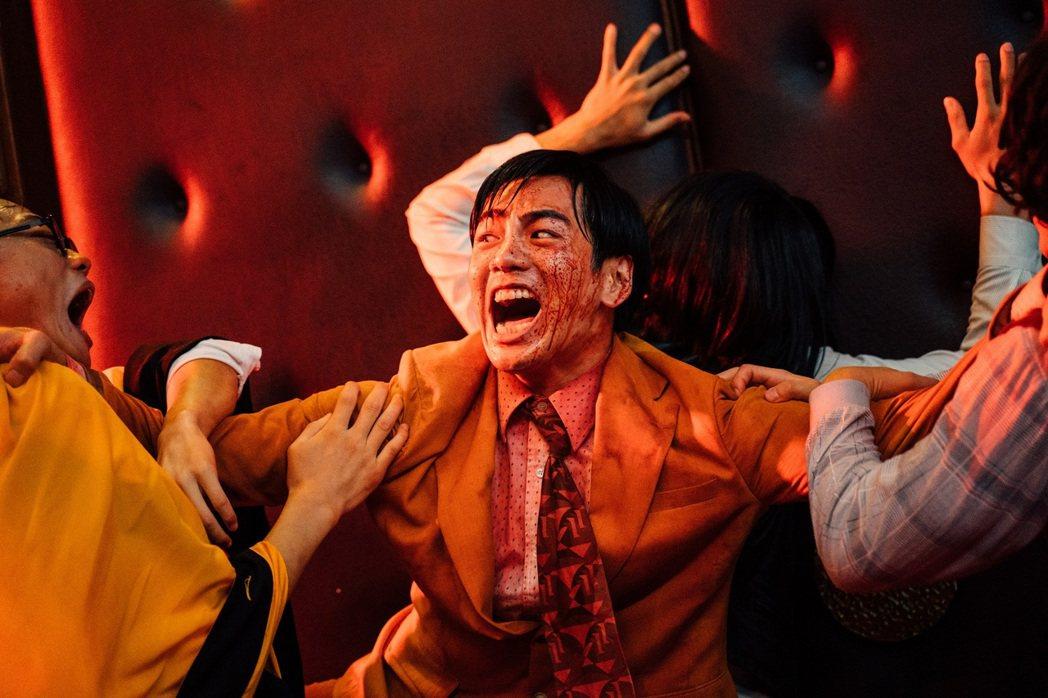 「逃出立法院」將立法院變活屍戰場。圖/台北電影節提供