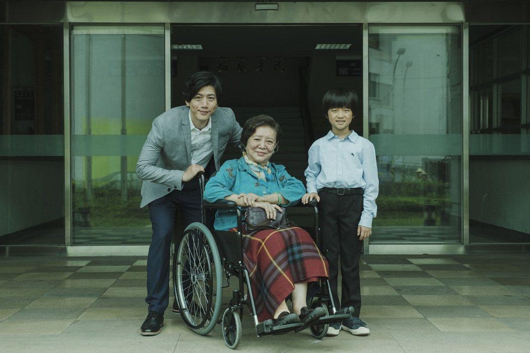 「親愛的房客」是鄭有傑睽違5年新片。圖/台北電影節提供