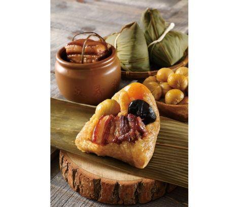 天香東坡肉粽580元。圖/全聯提供