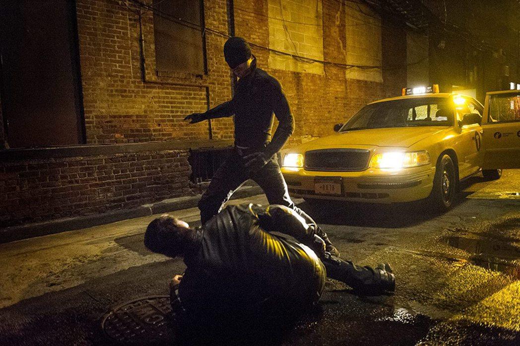 「夜魔俠」拍攝使用版權將在半年後回歸漫威。圖/摘自imdb