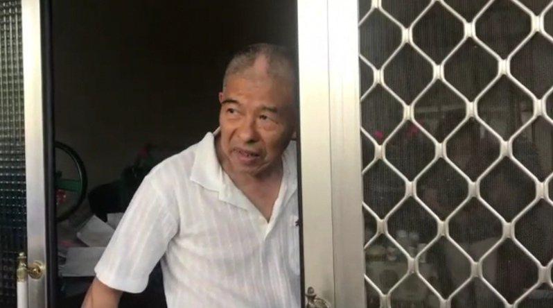 李承翰的父親李增文 日前聽到一審判決後直言,兒子犧牲相當不值得,沒想到今晚因病去世。圖/報系資料照片