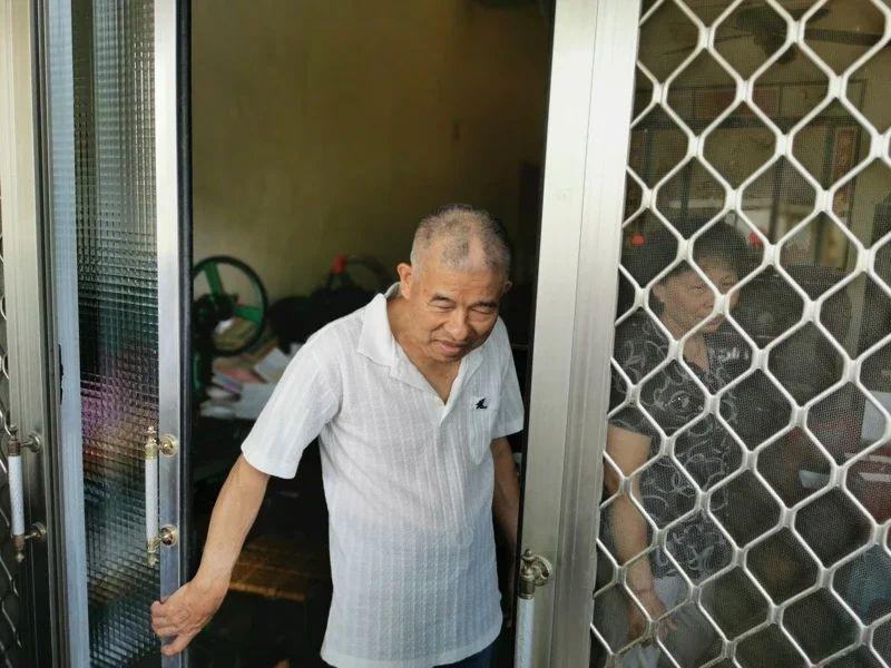 李承翰父親李增文上午胃出血,送醫急救無效逝世。圖/聯合報資料照片