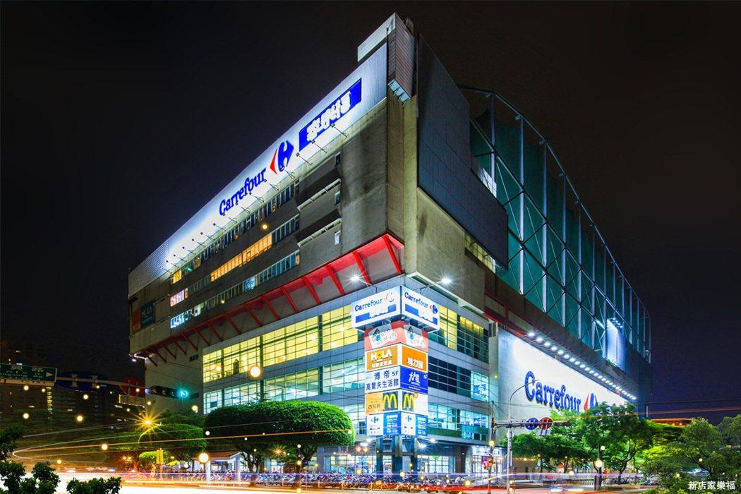 新店「家樂福」商圈、「北新路麥當勞」、「七張捷運站」等三大商圈匯聚,含金量飆高。...
