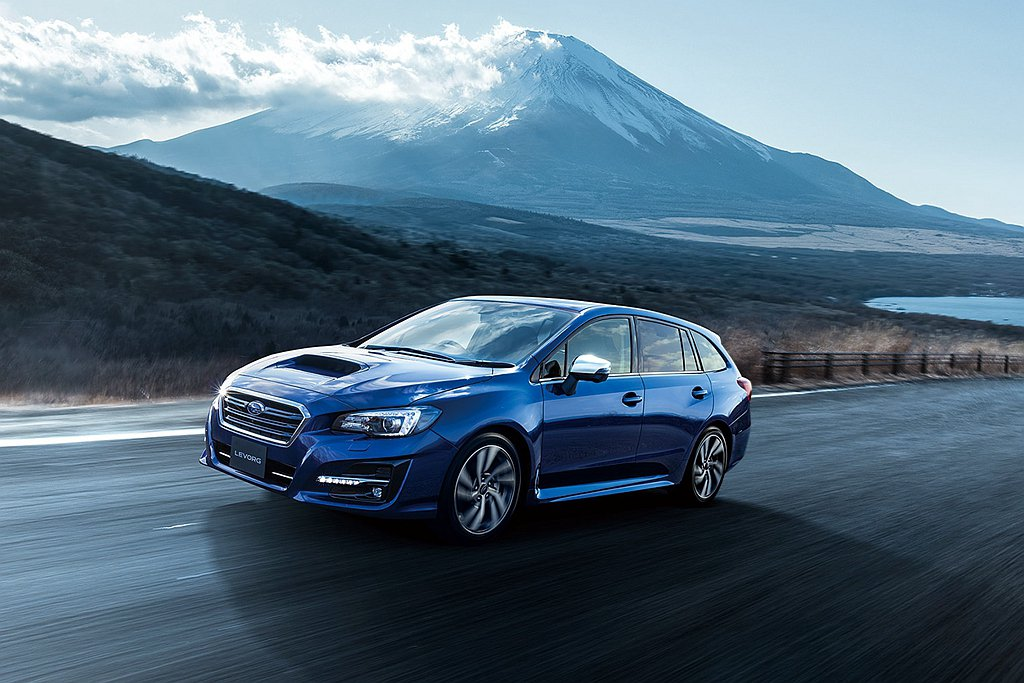 日系話題性能旅行車Subaru Levorg,第一代車型即將完成銷售任務。 圖/...