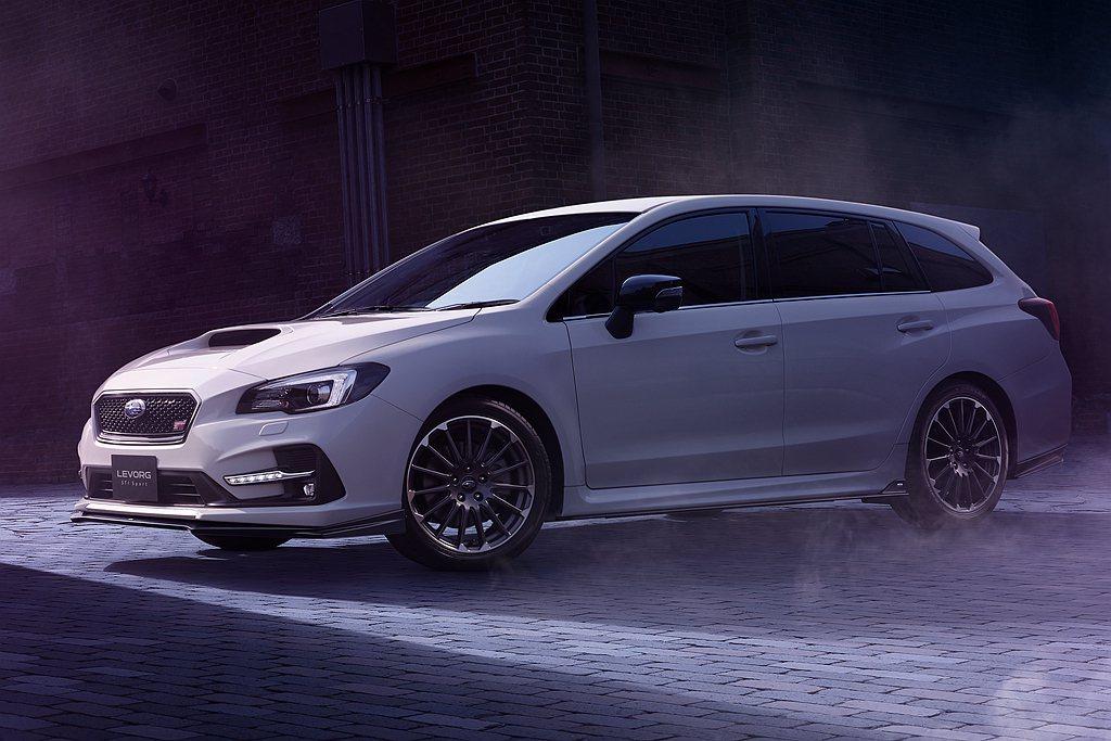 只有特定市場才有的Subaru Levorg STI Sport,則是許多人非常...