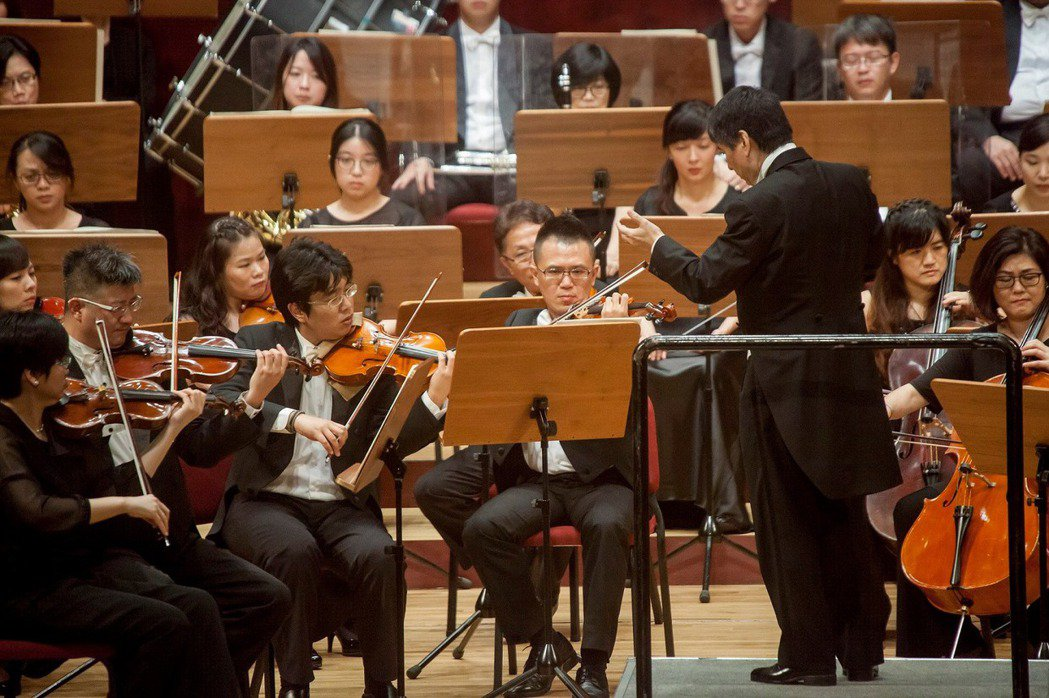 台灣古典音樂的當下,可能布滿危機,卻可能也是本地發展史上擁有最多專業人材、藝術能力最強大的美好時代。示意圖。 圖/取自NTSO國立臺灣交響樂團