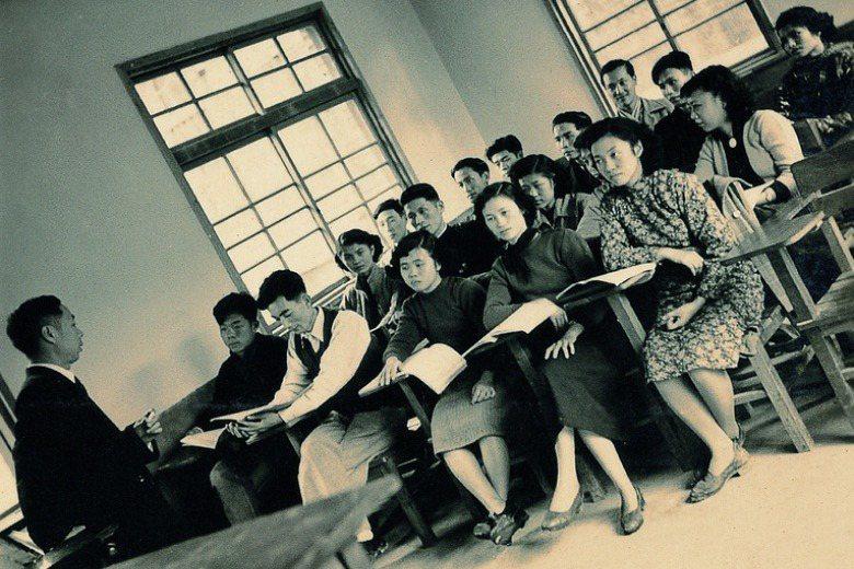創立於1946年的師大音樂系是台灣戰後第一所高等音樂學府。 圖/取自臺灣音樂群像資料庫