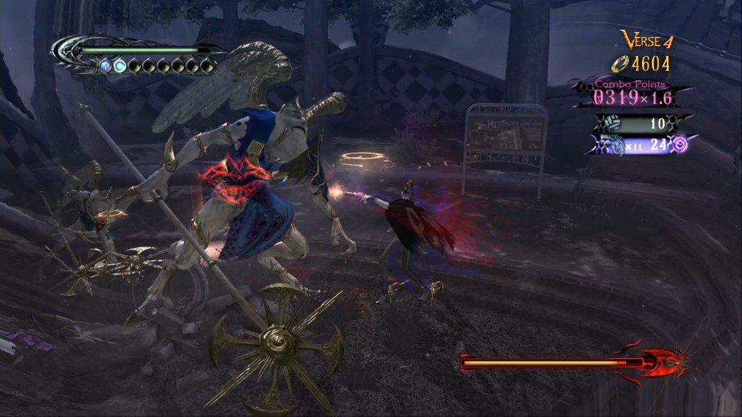 利用攻擊瞬間閃躲之後製造出來的「魔女時間」除了可以在戰鬥中反擊敵人之外,平常有些...
