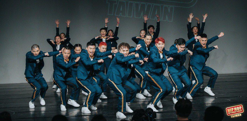 2020 HHI Taiwan Mega Crew 金獎 - MEGA FLAH...