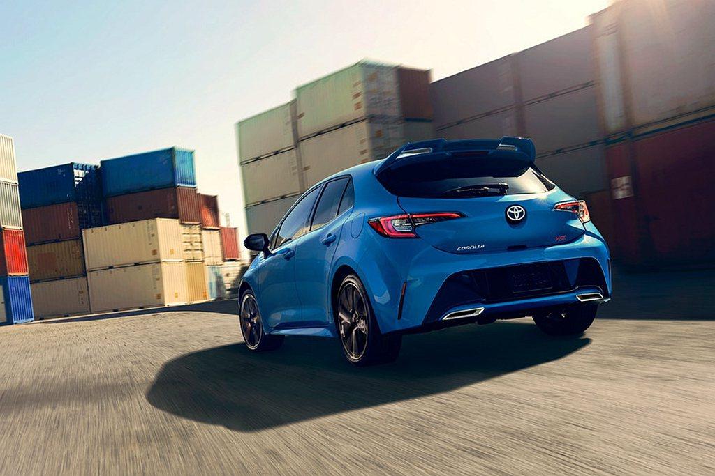 美規新年式Toyota Corolla Hatchback動力依舊搭載Dynam...
