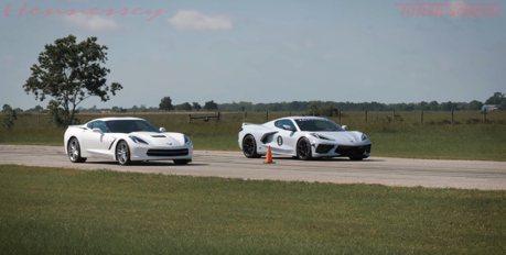 影/輕度升級的Corvette C8 會比前一代魟魚快多少?