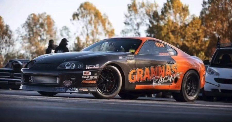 裁自Grannas Racing影片