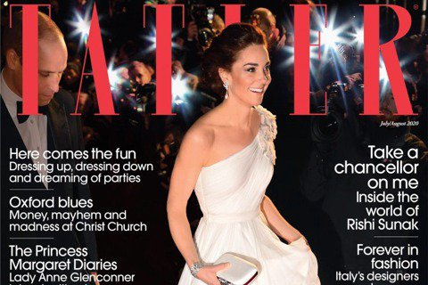 英國威廉王子的妻子凱特,槓上「Tatler」雜誌風暴尚未落幕,當地媒體已經忍不住再把人都搬回美國住的哈利王子之妻梅根扯進來,想要把這件事描繪成英國兩大公爵夫人的妯娌大戰。一向是「皇室好媳婦」的凱特,...