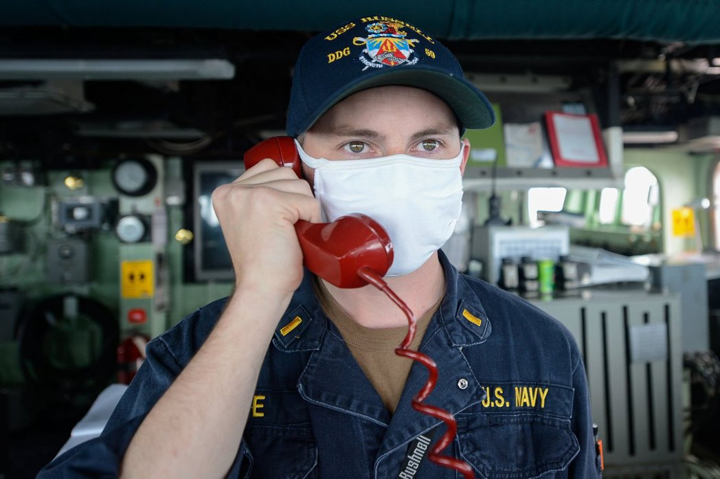 美軍第七艦隊今天(5日)凌晨透過官方臉書粉絲頁貼圖披露,神盾級驅逐艦拉塞爾號(U...