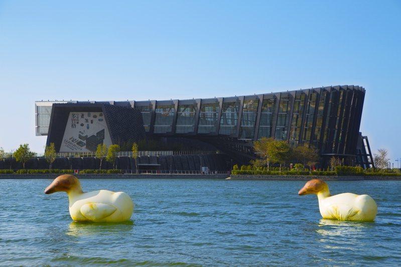 故宮南院是陳時中振興之旅第二站。圖/故宮南院提供