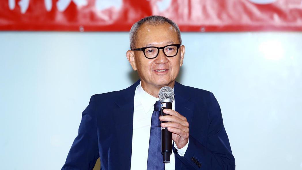 國巨董事長陳泰銘。 記者杜建重/攝影