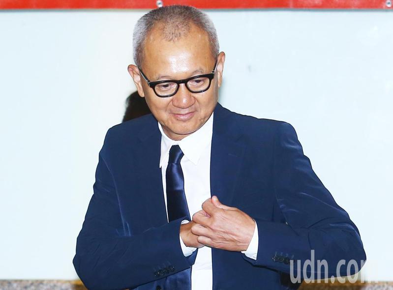 國巨董事長陳泰銘。聯合報系資料照/記者杜建重攝影