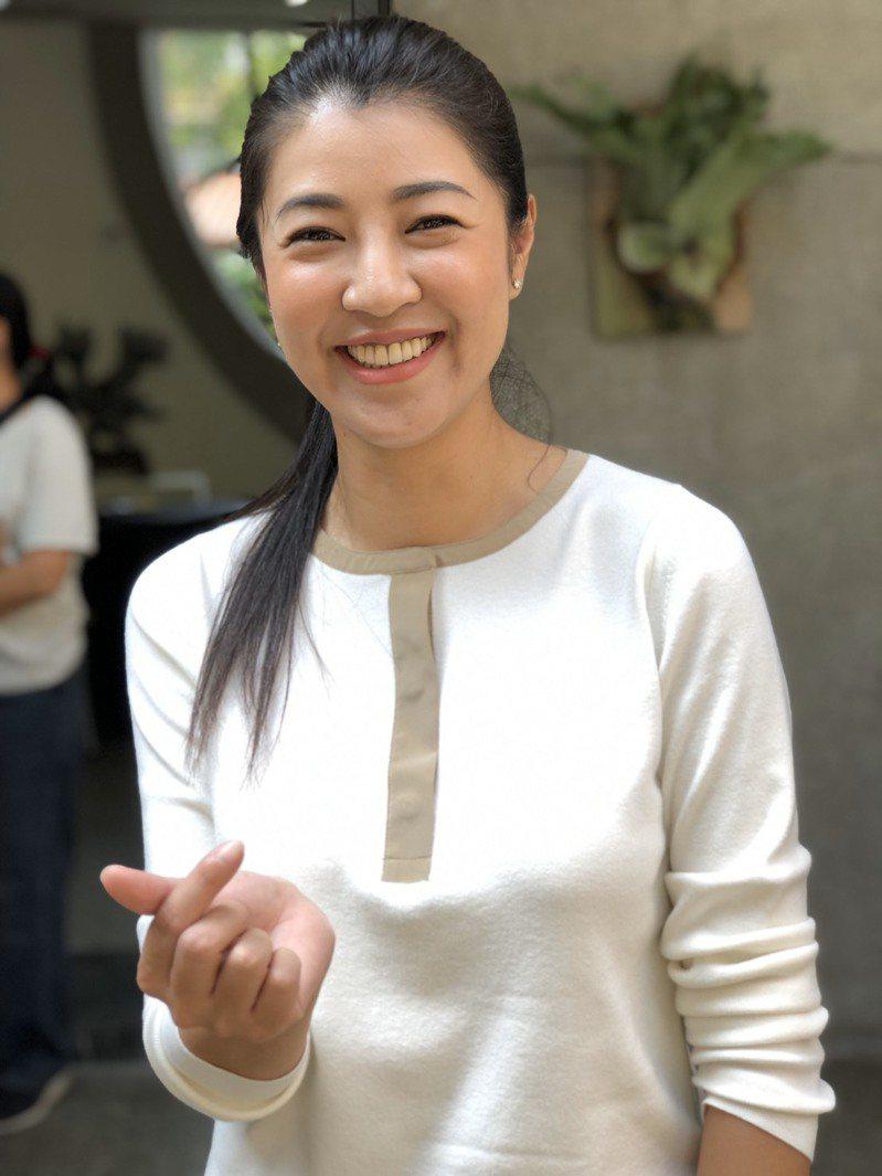 立委許淑華默默支持韓國瑜面對罷免案,明天將到高雄陪韓國瑜面對投票結果。本報資料照片、記者江良誠/攝影