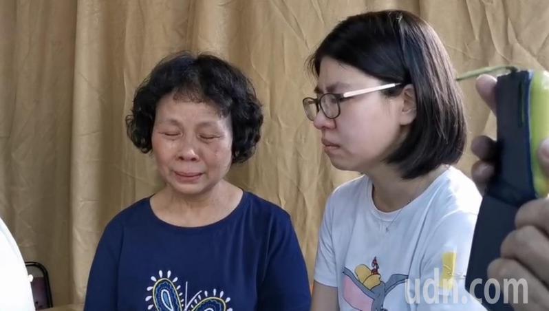 鐵路警察李承翰的父親抱憾過世,李母說「對司法已沒有信心」、「不要讓在假裝什麼症狀的就掛免死牌」,司法院下午低調聲明「同感哀悼」。記者李承穎/攝影