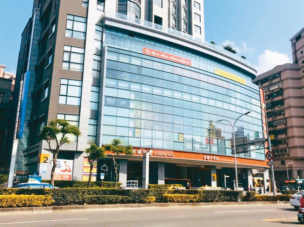 捷運徐匯中學站是大台北區少數人口正成長的行政區域。信義房屋/提供