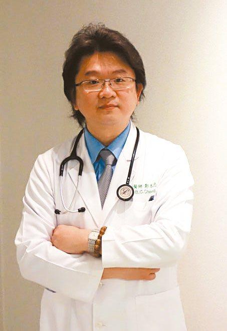 高雄長庚醫院腎臟科主治醫師鄭本忠倡議,如果有一種治療可以在家做,那就代表這個治療...