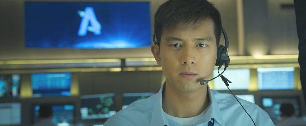 「中國機長」李現。圖/friDay影音提供