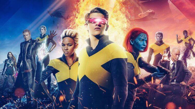 不是所有「X戰警」的主角都會先登上漫威版的電影。圖/摘自imdb