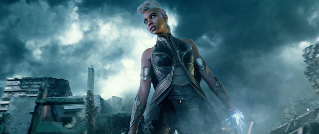 暴風女在漫畫中和漫威另一重要英雄淵源很深,極有機會很快在漫威電影正式登場。圖/摘...