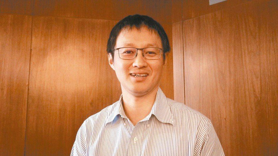群聯董事長潘健成。 報系資料庫