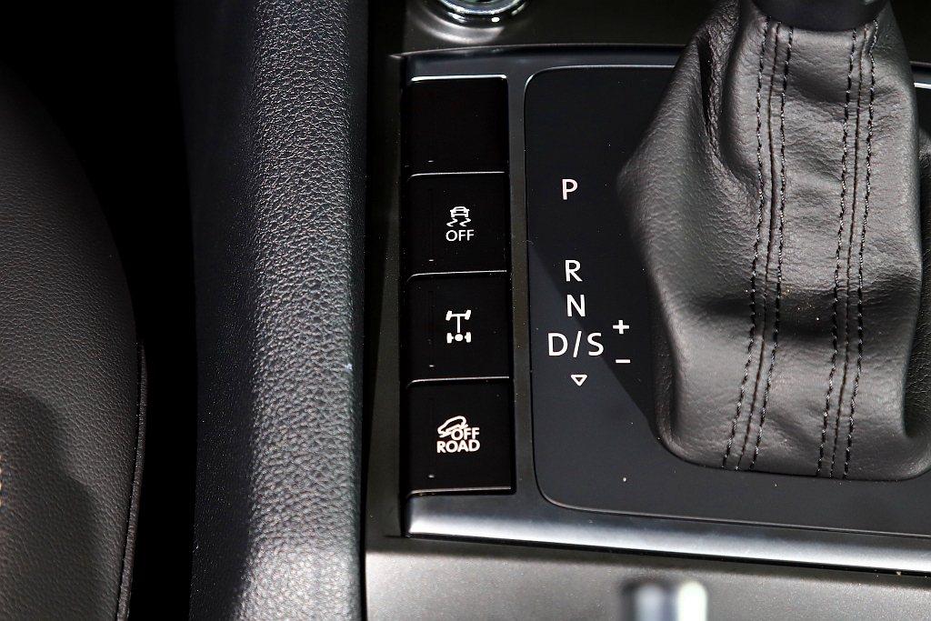 福斯商旅Amarok V6 Black Edition,依舊標配Off-road...
