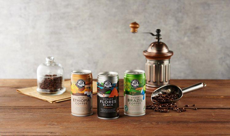 伯朗咖啡持續推動每周一好友分享買一送一。圖/伯朗咖啡館提供